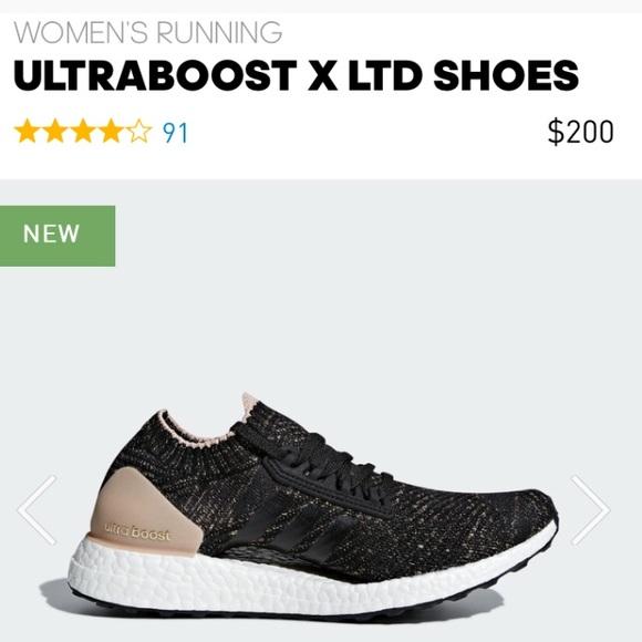 le adidas ultraboost x ltd poshmark